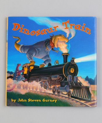 Dinosaur Train Hardcover