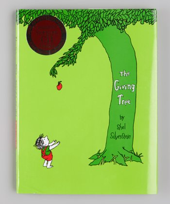 The Giving Tree Hardcover & CD