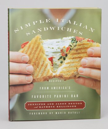 Simple Italian Sandwiches Hardcover