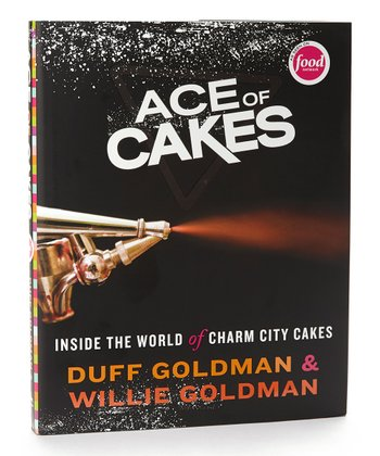 Ace of Cakes Hardcover
