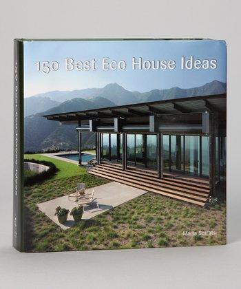 150 Best Eco House Ideas Hardcover