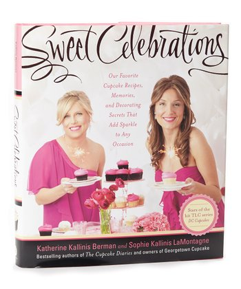 Sweet Celebrations Hardcover