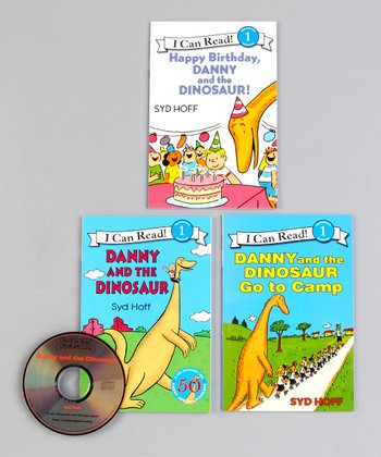 Danny and the Dinosaur Paperbacks
