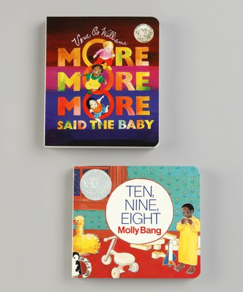 Ten, Nine, Eight & More, More, More Board Books