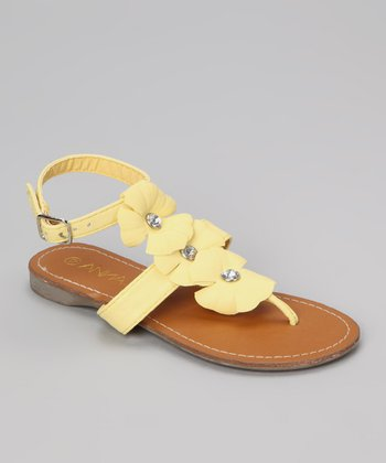Yellow Beach 28 Sandal