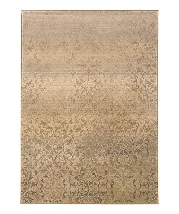 Beige Morning Light Rug