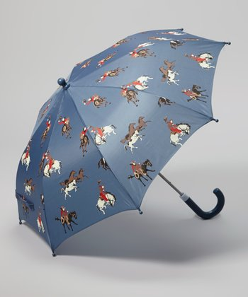 Blue Buckaroos Umbrella