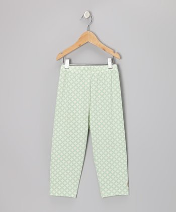 Fresh Mint Perfection Leggings - Infant & Girls