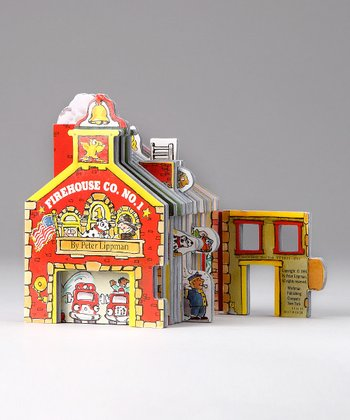 Mini House: Firehouse Co. No. 1 Board Book