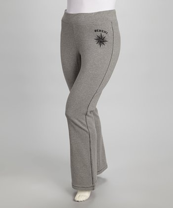 Heather Gray Lounge Pants - Plus
