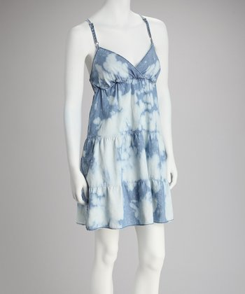 Cotton Candy Tie-Dye Dress