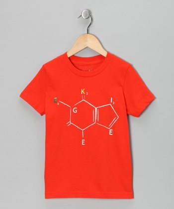 Geekie Orange Formula Tee - Kids