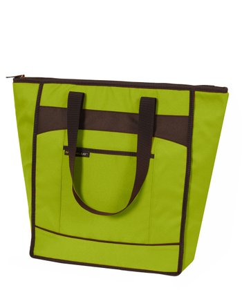 Green Chillout Thermal Tote