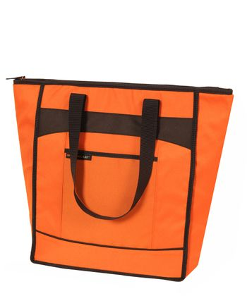 Orange Chillout Thermal Tote