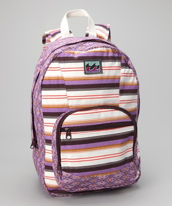 Viva Violet Smarty Pantz Backpack