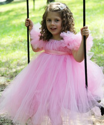 Pink Bella Princess Tutu Dress - Infant