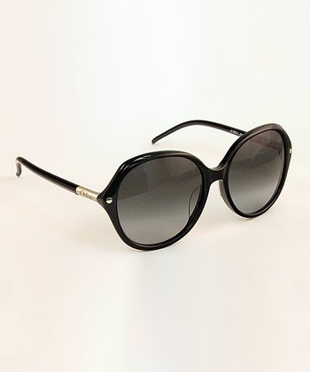 Black Oversize Sunglasses