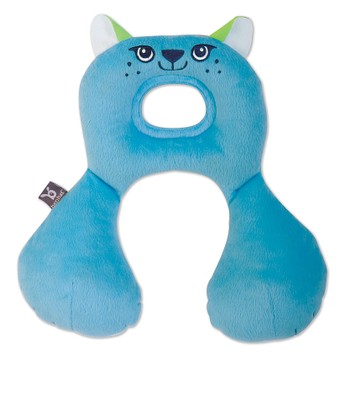 Blue Cat Travel Pillow