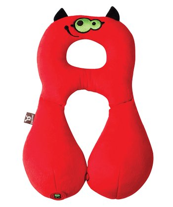 Red Deevo Travel Pillow