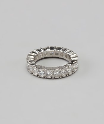 Platinum & Sterling Silver Ring