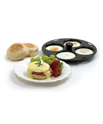 Nonstick Four-Egg Poacher