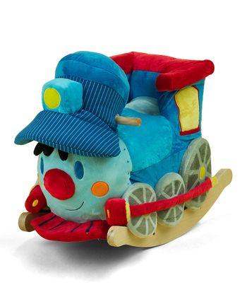 Trax the Train Rocker