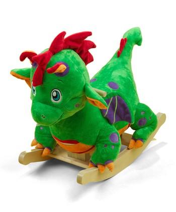Poof the Lil' Dragon Rocker