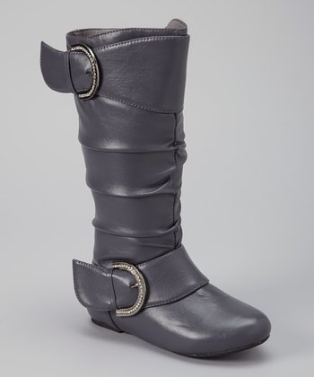 Gray Destiny Boot