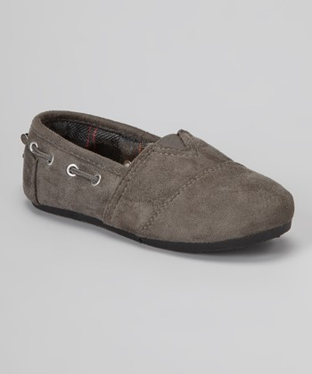 Gray Dracoy Slip-On Shoe