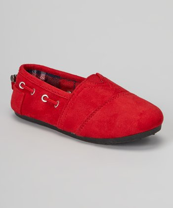 Red Dracoy Shoe