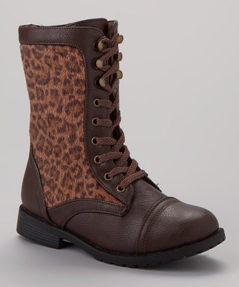 Brown Dynasty Boot