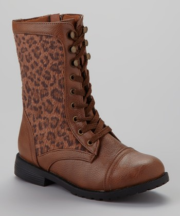 Tan Dynasty Boot