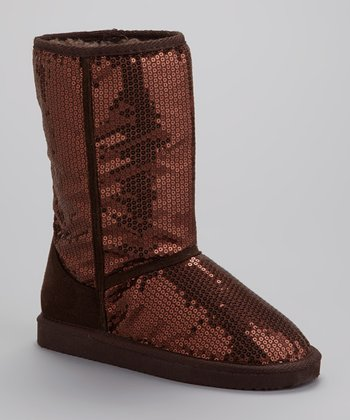 Brown Febe Boot