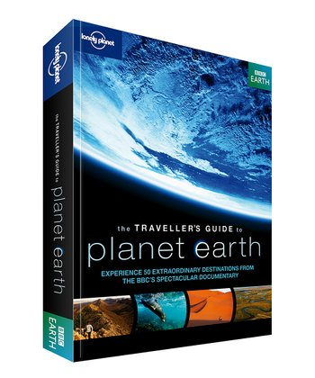 The Traveller's Guide to Planet Earth Paperback