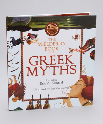 The McElderry Book of Greek Myths Hardcover