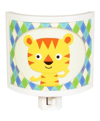Noah Tiger Night-Light