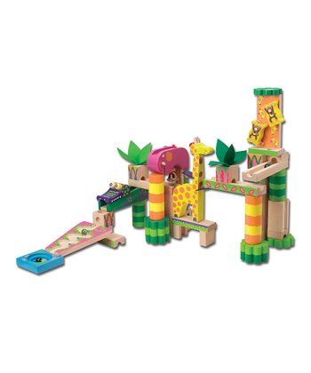 Jungle Marble Maze Set