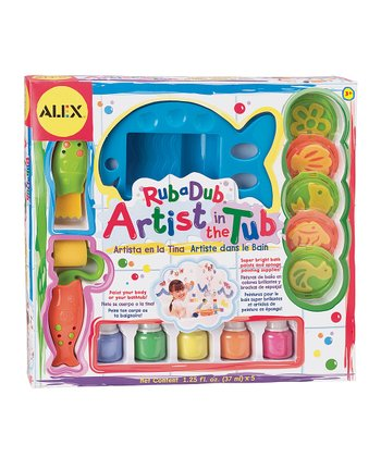 Artist in the Tub Bath Kit