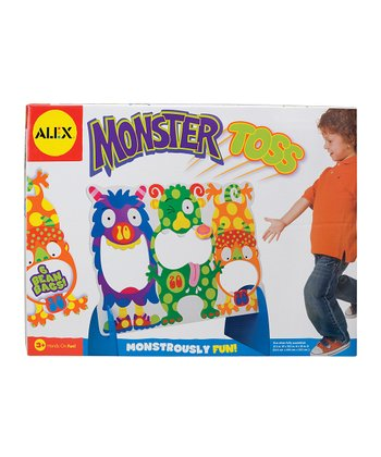 Monster Toss Set