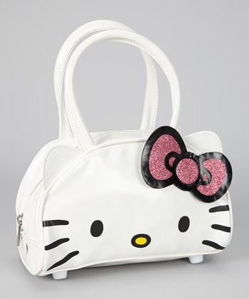 Hello Kitty Cutout Satchel