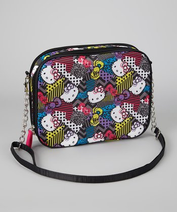 Wild Side Hello Kitty Utility Crossbody