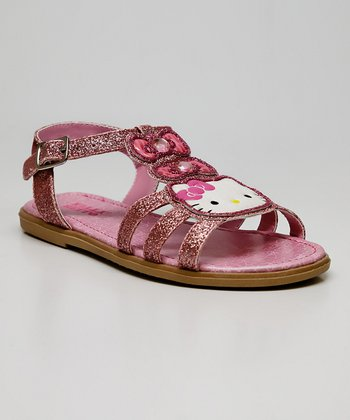 Pink Hermione Sandal