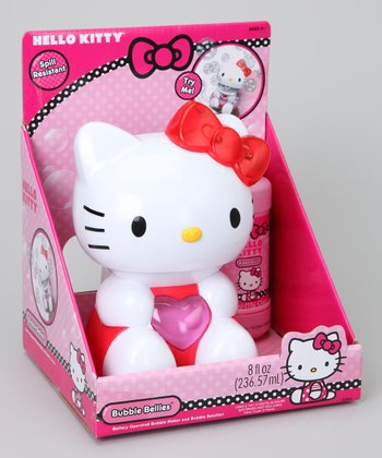 Hello Kitty Bubble Bellie Set