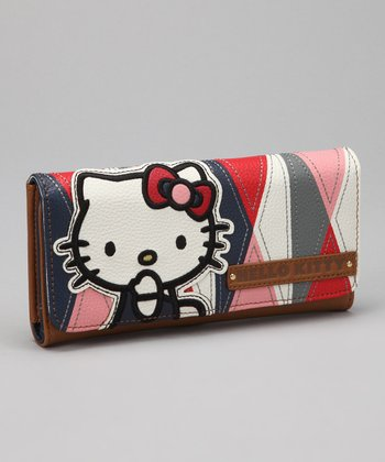 Hello Kitty Geo Wallet