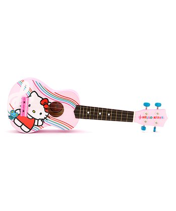 Rainbow Hello Kitty Ukelele
