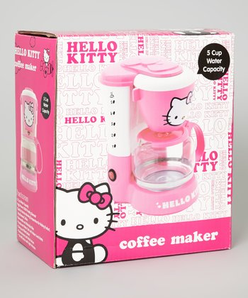 Pink Hello Kitty Coffeemaker