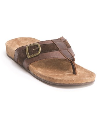 Chocolate Marlo Sandal - Men