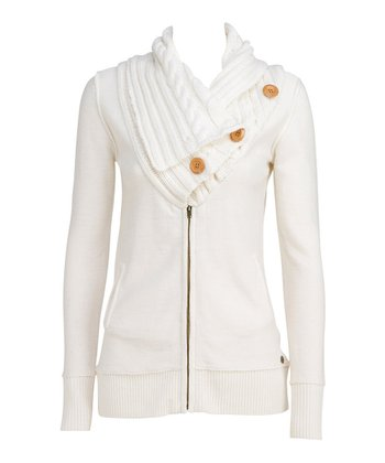 Natural Willoughby Merino Wool Jacket - Women