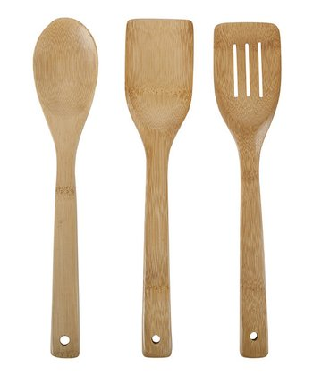 Natural Utensil Set