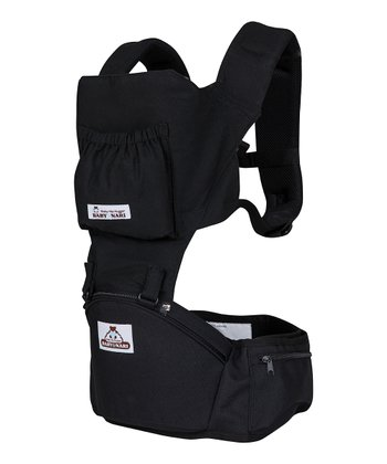 Mega Black Baby Hip Hugger Eco & Baby Hip Hugger Eco Plus